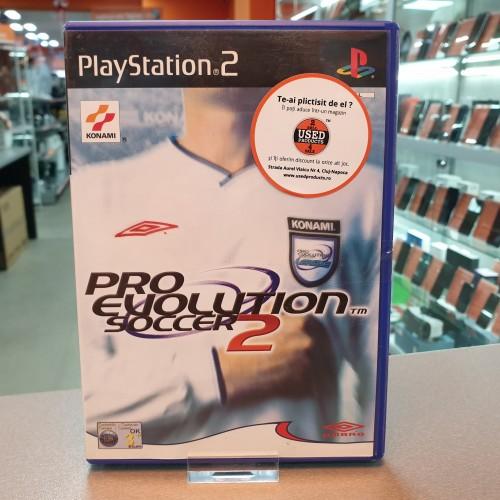 Pro Evolution Soccer 2 - Joc PS2