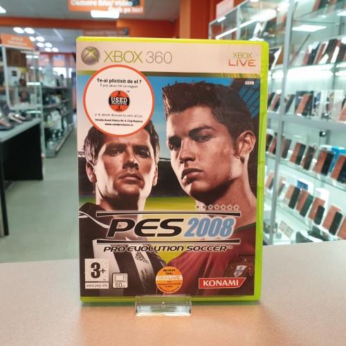 Pro Evolution Soccer 2008 - Joc Xbox 360