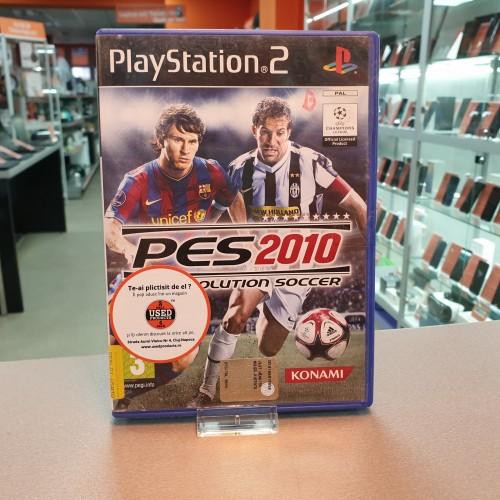 Pro Evolution Soccer 2010 - Joc PS2
