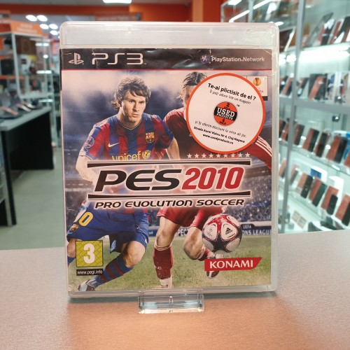 Pro Evolution Soccer 2010 - Joc PS3