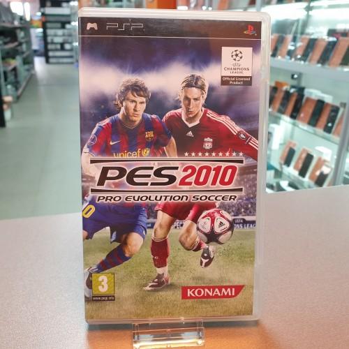 Pro Evolution Soccer 2010 - Joc PSP