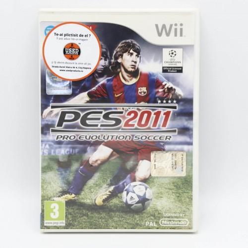 Pro Evolution Soccer 2011 - Joc Nintendo WII