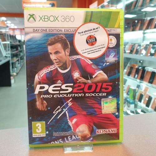 Pro Evolution Soccer 2015 - Joc Xbox 360