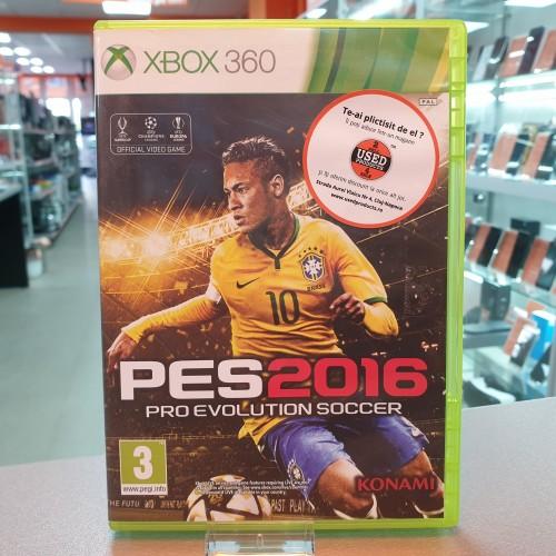 Pro Evolution Soccer 2016 - Joc Xbox 360