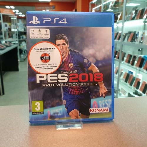 Pro Evolution Soccer 2018 - Joc PS4