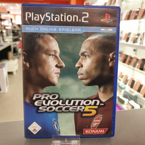 PES / Pro Evolution Soccer 5 - Joc PS2