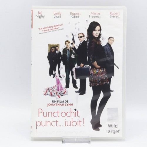 Punct Ochit, Punct Iubit! / Wild Target - DVD Filme