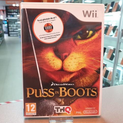 Puss in Boots - Joc Wii