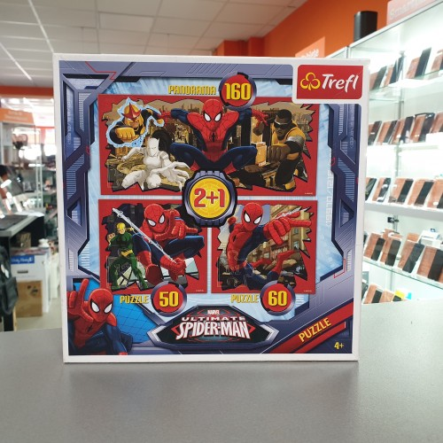 Puzzle Ultimate Spider-Man