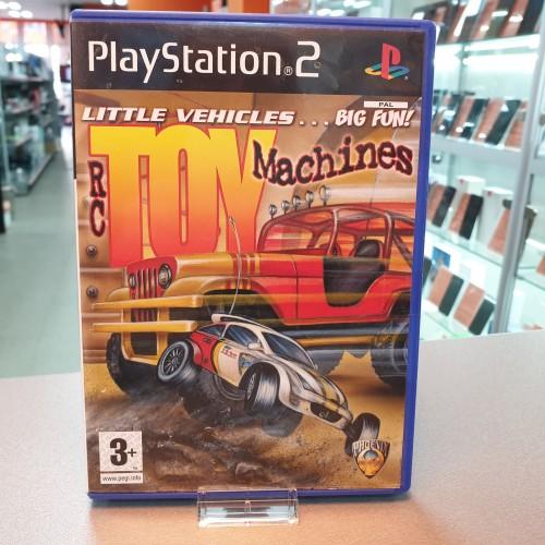 RC Toy Machines - Joc PS2