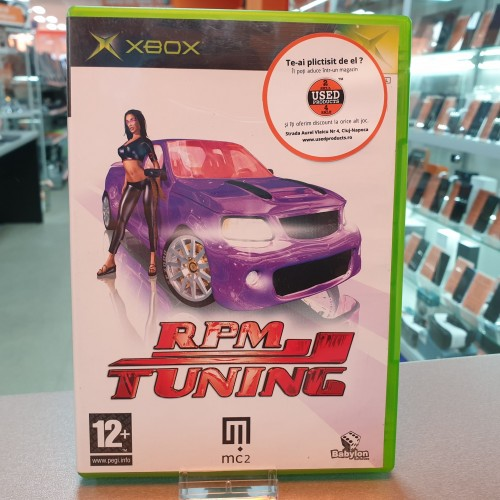 RPM Tuning - Joc Xbox Classic