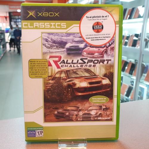 Rallisport Challange - Joc Xbox Classic