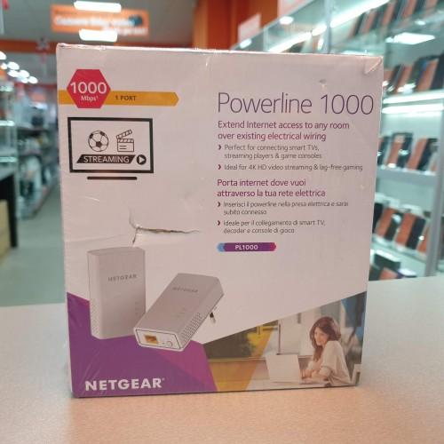 Range extender NetGear Powerline 1000