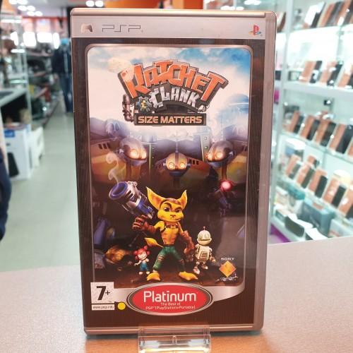 Ratchet & Clank - Size Matters - Joc PSP