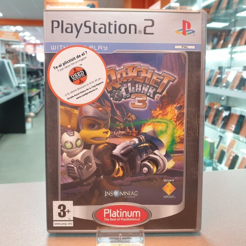 Ratchet & Clank 3 - Joc PS2