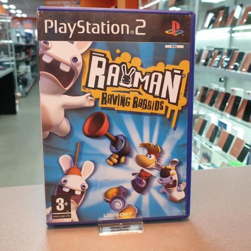 Rayman Raving Rabbids - Joc PS2