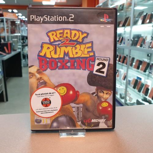 Ready 2 Rumble Boxing Round 2 - Joc PS2