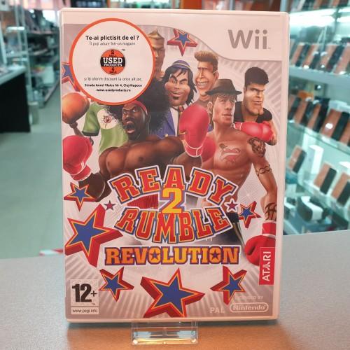 Ready 2 Rumble Revolution - Joc Nintendo WII