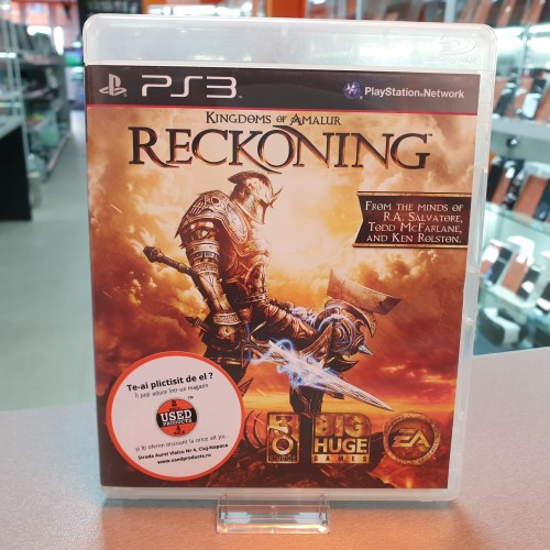 Reckoning - Kingdoms Of Amalur - Joc PS3