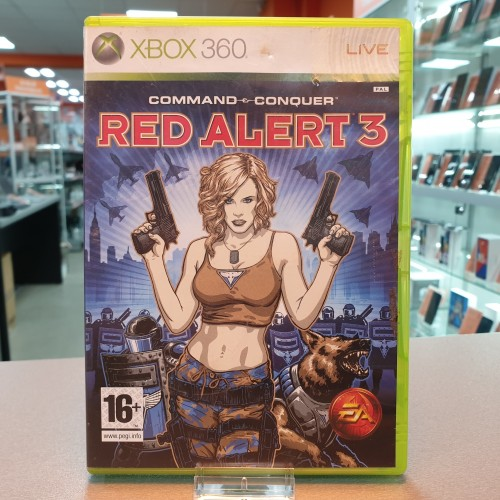 Red Alert 3 - Joc Xbox 360