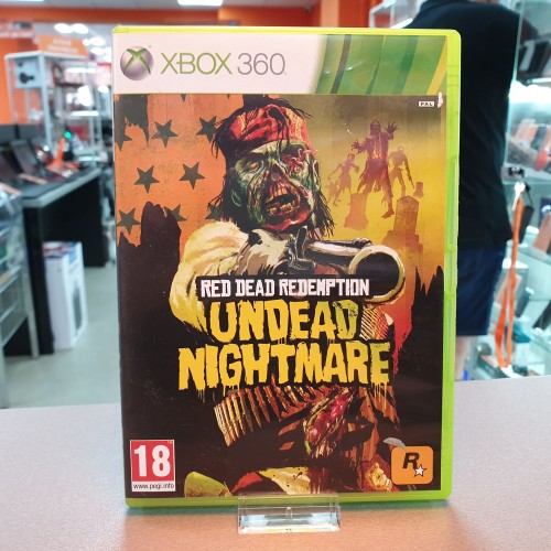 Red Dead Redemption - Undead Nightmare - Joc Xbox 360