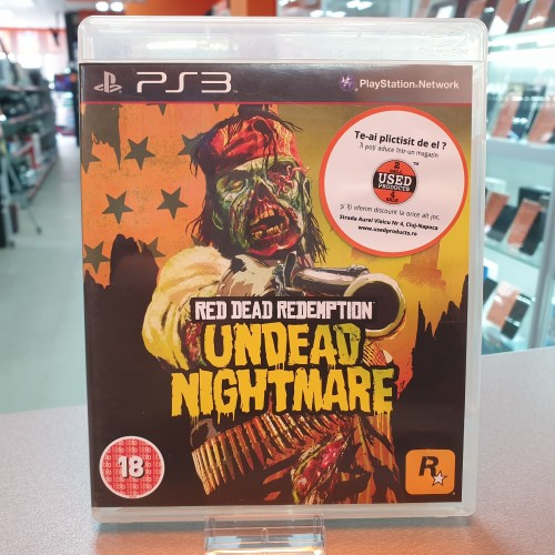 Red Dead Redemption Undead Nightmare - Joc PS3