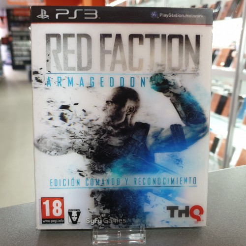 Red Faction Armageddon - Joc PS3