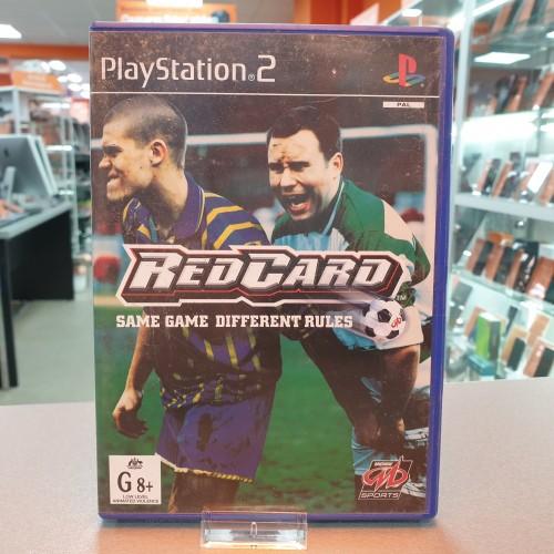 RedCard - Joc PS2