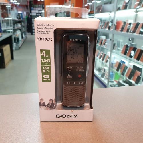 Reportofon Sony ICD-PX240 4 Gb