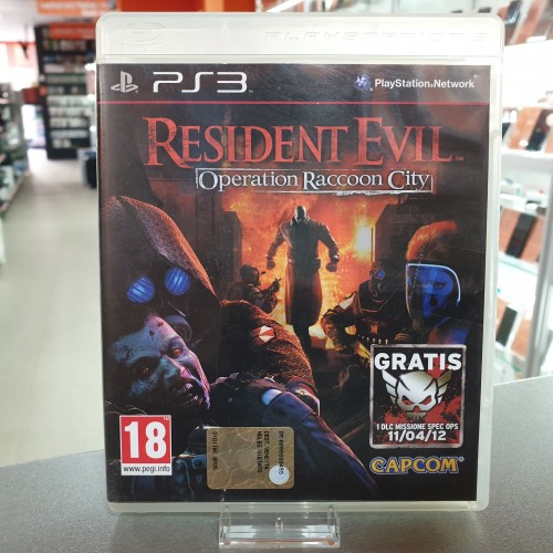 Resident Evil - Operation Raccoon City - Joc PS3