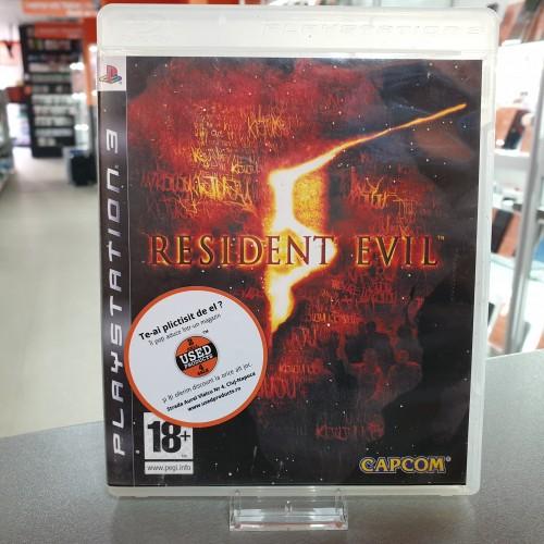 Resident Evil 5 - Joc PS3