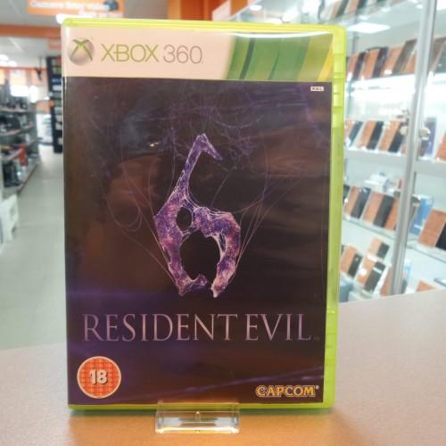 Resident Evil 6 - Joc Xbox 360