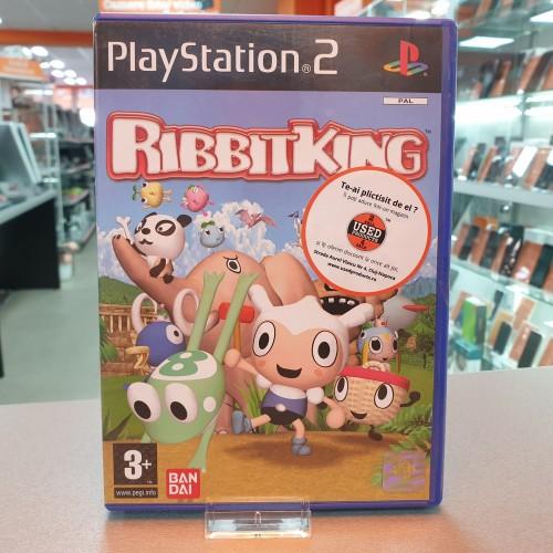 Ribbit King - Joc PS2