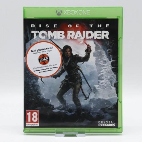 Rise Of The Tomb Raider - Joc Xbox ONE