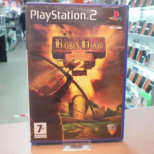 Robin Hood 2 The Siege - Joc PS2
