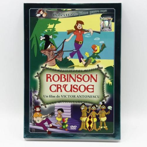 Robinson Crusoe - Colectia de filme pentru copii - DVD