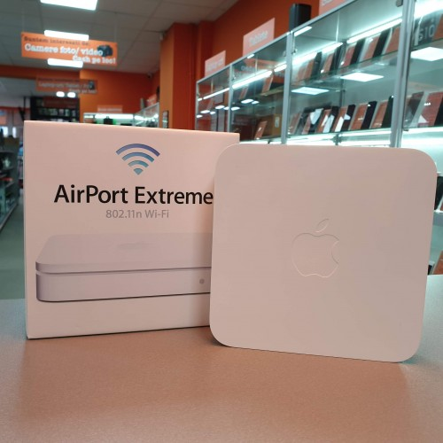 Router Wireless Apple AirPort Dual Band Gen 5th A1408