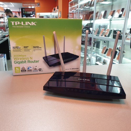 Router wireless TP-Link TL-WR1043ND Gigabit USB