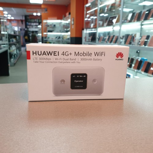 Router wireless portabil Huawei E5785, Dual Band, 4G+, 300 Mbps