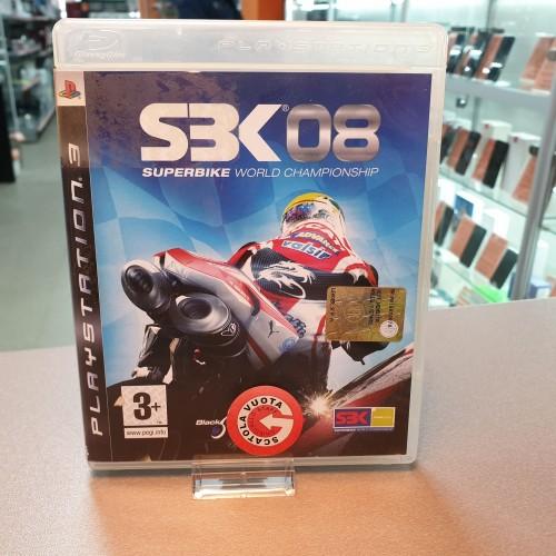 SBK 08 Superbike World Championship - Joc PS3