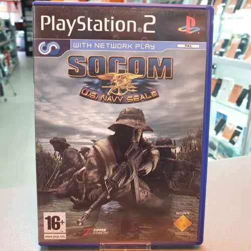 SOCOM US Navy SEALs - Joc PS2