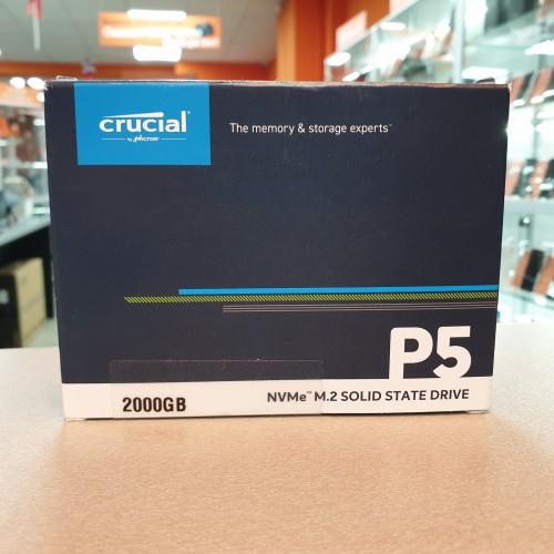 SSD NVMe M.2 Crucial P5 2 Tb