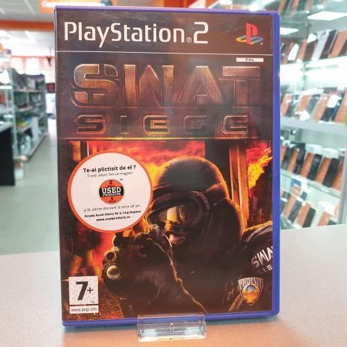 SWAT Siege - Joc PS2
