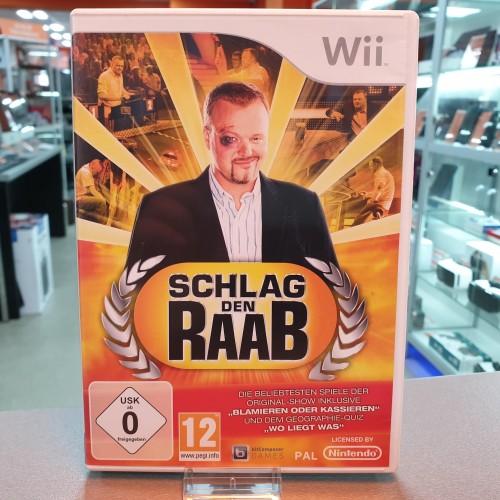 Schlag Den Raab - Joc WII