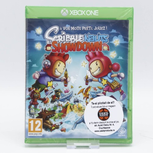 Scribblenauts Showdown - Joc Xbox ONE
