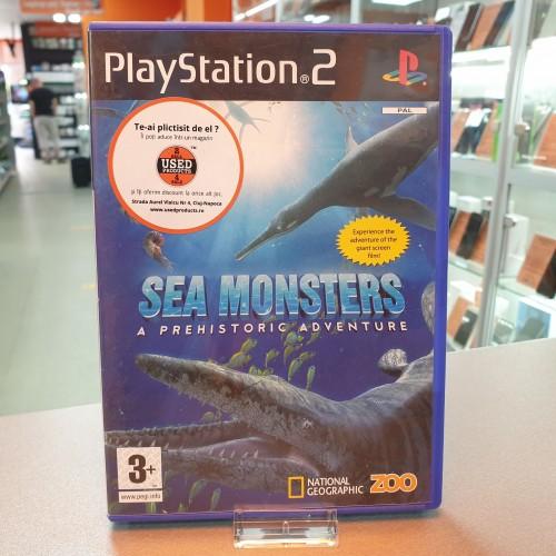 Sea Monster A Prehistoric Adventure - Joc PS2