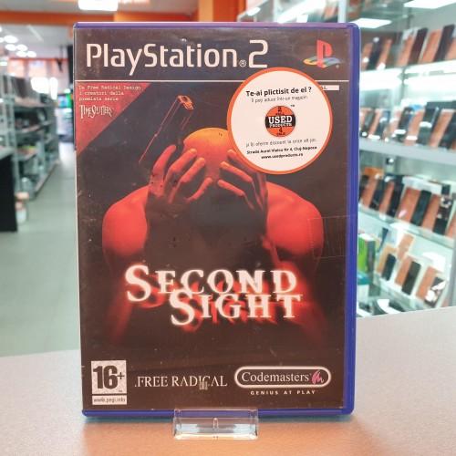 Second Sight - Joc PS2
