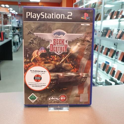 Seek and Destroy - Joc PS2