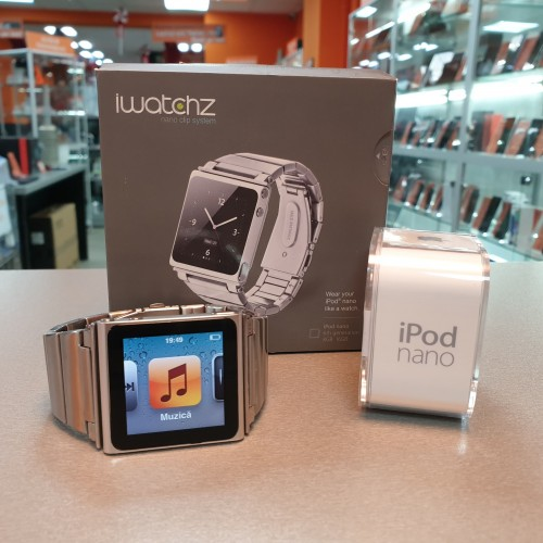 Set Apple iPod Nano 6 8 Gb A1366, Bratara iWatchz