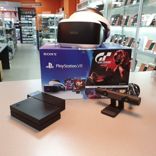 Set SONY PlayStation 4 VR + Camera